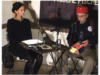 video of the readings in exhibition in speicher-erfurt