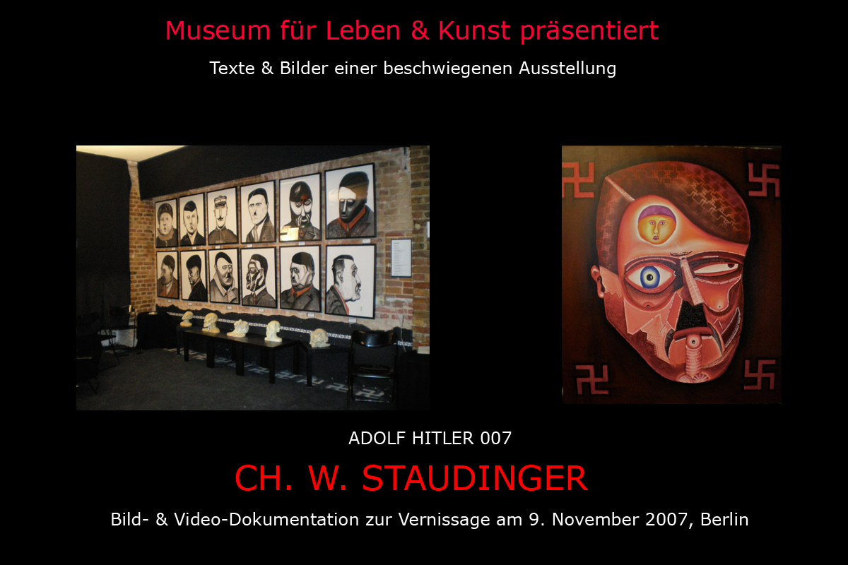 vernissage adolf hitler