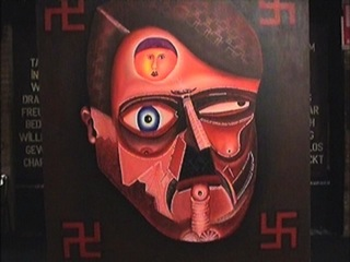 video vernissage adolf hitler