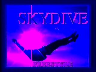 video skydive freestyle