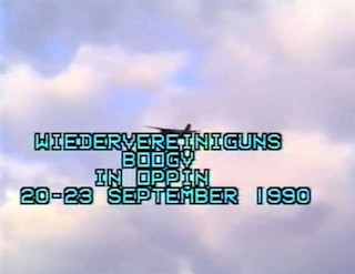 link to video about the first meeting of sykdivers from east and west in GDR 1990